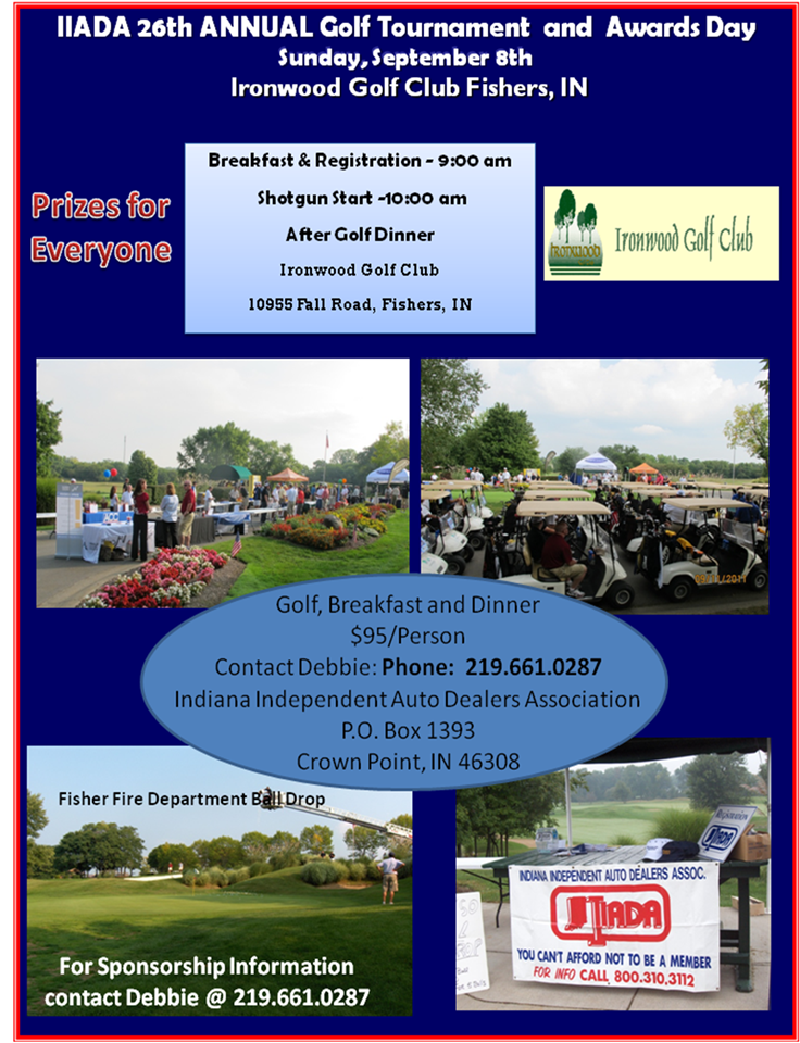 cid image001 png@01CE98D8 IIADA 26th ANNUAL Golf Tournament and Awards Day